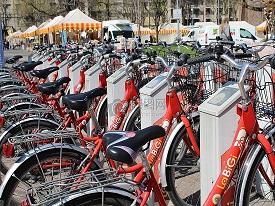 共享单车免押金 马云想要的是大数据