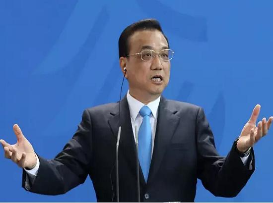 """李克强:中国未采取""""大水漫灌""""式刺激"""