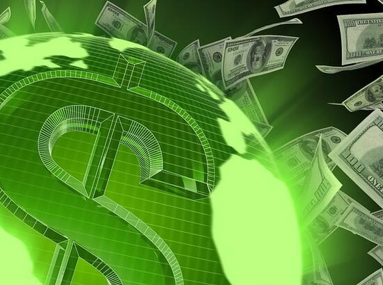2017年三季度基金管理机构公募基金月均规模前20名