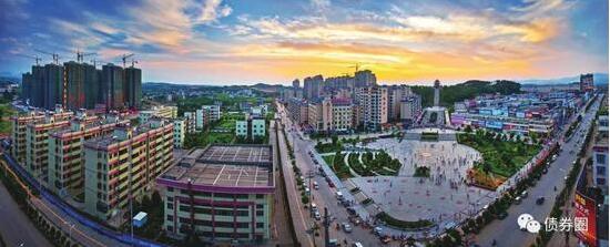 三四线县城现状:上百亿债务 上万房价及荒废的工厂