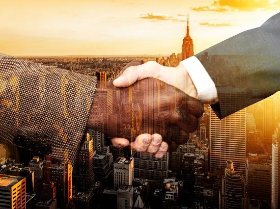 中航信托与天风证券签署战略合作协议