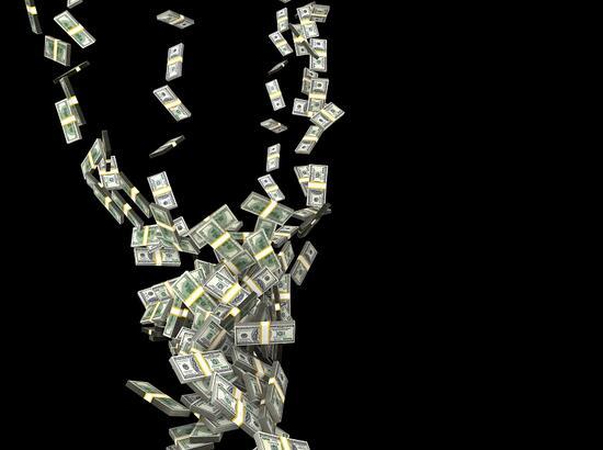 美元指数持续走高 人民币汇率创逾五周新低
