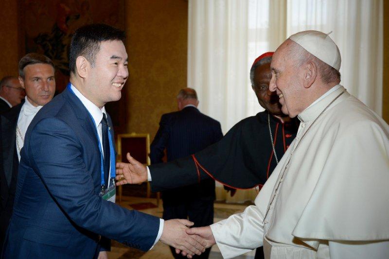 教宗方济各出席第三届世界矿业领袖对话会 大会首现中国公司面孔!