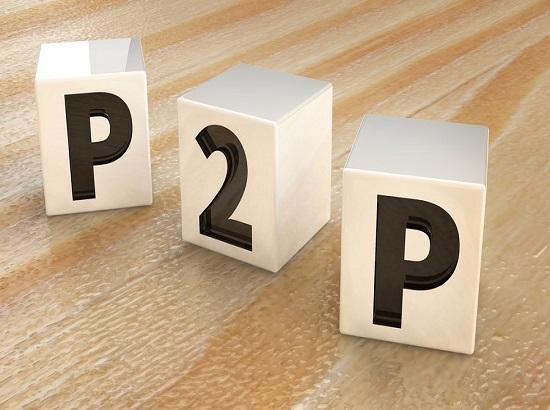 绝大部分P2P平台瘫痪  形成近万亿元坏账  大量网民倾?#19994;?#20135;