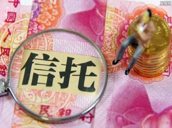 新时代信托部分项目成立公告 7月18日