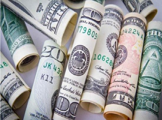 美元指数短线走强  美元兑人民离岸触及7.1