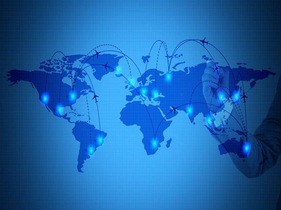 """区块链赋能跨境贸易 """"链""""出效率和信用"""