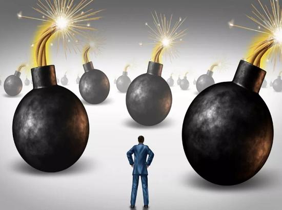 业绩地雷!10公司年报预亏超10亿商誉、应收账款等是主因