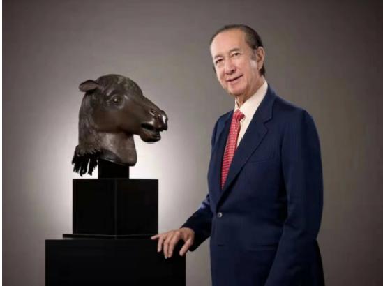 港澳知名爱国企业家何鸿燊逝世  曾向国家捐赠圆明园马首猪首