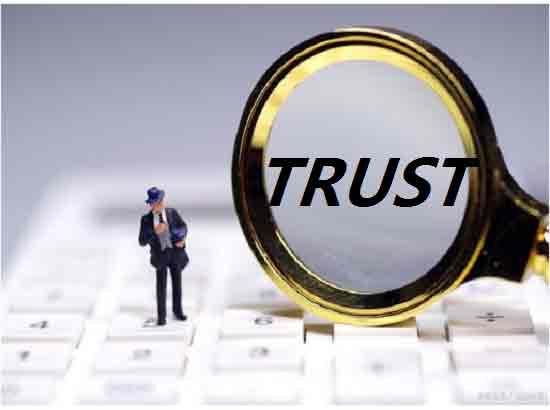 """警惕!部分以""""信托公司""""命名的APP是盗版,多家信托公司发声明"""