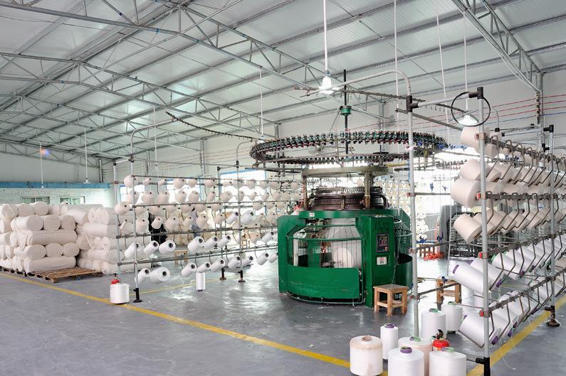 节后原材料大幅上涨 下游纺企抱团涨价