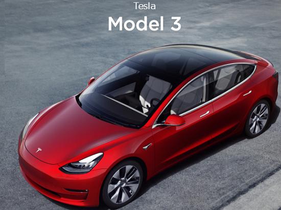 特斯拉国产Model 3首次涨价:标续升级版涨1000元